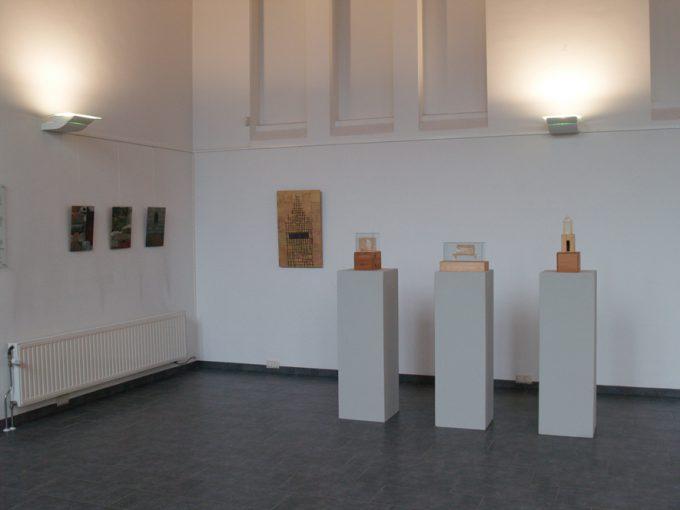 """""""Ars Moriendi, de kunst van het sterven"""" Franz Pfanerhuis Arcen 21 oktober – 02 december 2007"""